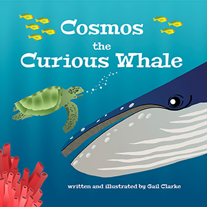 Cosmos the Curious Whale